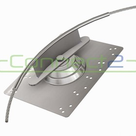 Connect2 Lowline Lifeline Corner Assembly | Kingspan SM334