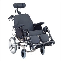 ID Soft Tilt-In-Space Wheelchair