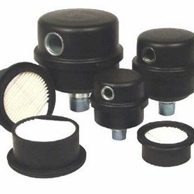 FS Series Miniature Filter Silencers
