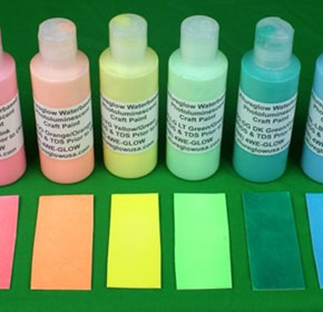 Photoluminescent Safety Products | Glow in the Dark Pigments