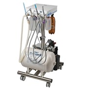 "Veterinary Products I Elite ""LED"" Dental Unit with Compressor"