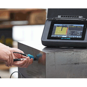 Portable Testing Metals | Equotip 540 Portable Hardness Tester