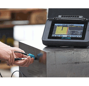 Portable Testing Metals | Proceq Equotip 540 Portable Hardness Tester