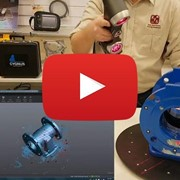 Watch our new Video Review of the HandyScan 700 3D Scanner