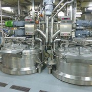 Beverage Manufacturing Tanks