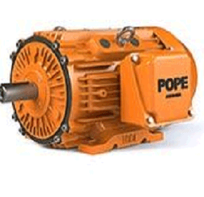 POPE Flexi-Frame | Three Phase Electric Motor