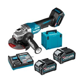 Paddle Switch Angle Grinder Combo Kit | GA013GM202