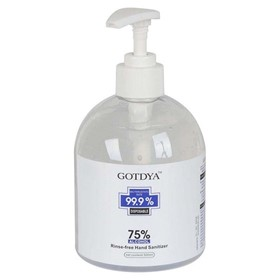 75% Alcohol Antibacterial Instant Hand Sanitiser 500ml