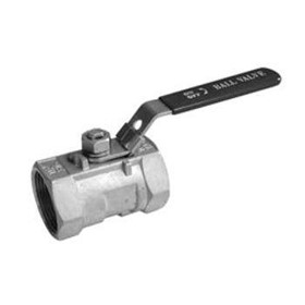 Stainless Steel BSP Ball Valves