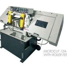 MICROCUT 12A Automatic Metal Bandsaws