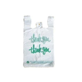 Bio-degradable Singlet Bag