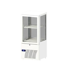 HCT85 Medium Counter Top Commercial Display Fridge - White