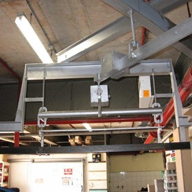 Weighing Equipment - Overhead Track Scales