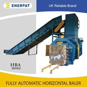 Fully Automatic Horizontal Baler HBA100-110110