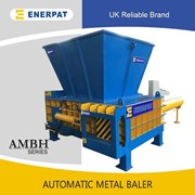Automatic Aluminum Cans Scrap Metal Baler | Metal Baling Machine