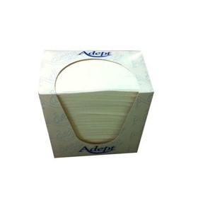 Adept Wipes 40cm x 33cm - Dry Wipe - One pkt of 70 pcs