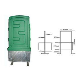 Electrical Cabinets I MK3 Distribution Pillar