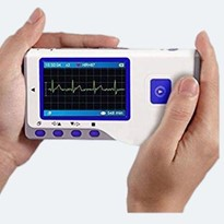 Portable ECG Heart Monitor