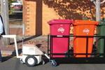 Electric Waste Bin Mover Trolley and Tug