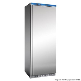 Stainless Steel Upright Freezer HF400