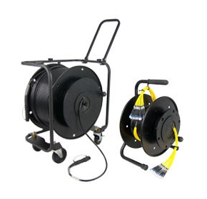 Broadcast Cable Reel | Hannay ReelTech