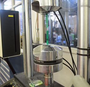 Fromm strap exceeds expectations in tensile strength tests