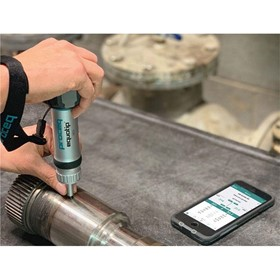 Portable Hardness Tester - Equotip UCI Live