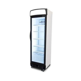 GM0374LB LED Glass Door Fridge