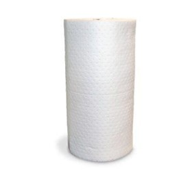 Ecospill Fuel & Oil Absorbent Rolls – White 80cm