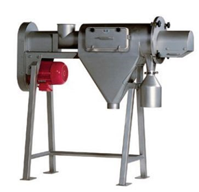 In-Line Rotary Sifter