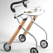Indoor Walker with Tray and Bag | Mobility & Walking Aids