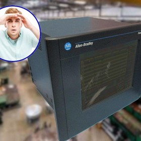 HMI Touch Panel | Direct Drop in Replacement for Obsolete PanelView