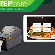Preppy Food Safety labeling App Software