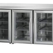 Under Bench Chillers | 4 Glass Door MID Range