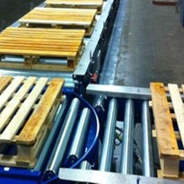 Pallet and Heavy Duty Conveyors