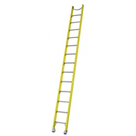 Fibreglass Single Ladder 16ft 4.9m | Pro Series