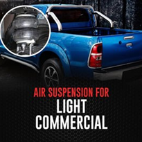 Airbag Suspension Kits for Commerical Vehicles