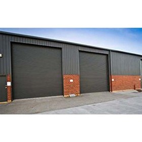 Industrial Roller Door | Roll-A-Door Series 2