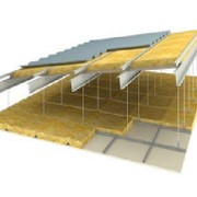 Roof Insulation Ashgrid Roof Spacer System
