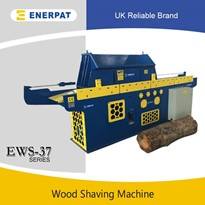 Wood Shaving Machine | Wood Shaving Mill - EWS-37