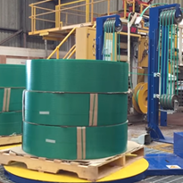 Case Study: Automated strapping system for brick manufacturer