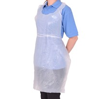 Disposable Plastic Medical Dental Transparent Apron