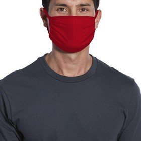 5 PACK - REUSABLE COTTON KNIT FACE MASK
