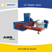 UK Brand Scrap Metal/Aluminum/Steel Baler | 250T