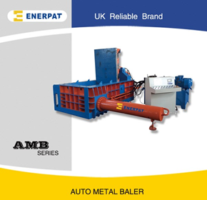 UK Brand Scrap Metal/Aluminum/Steel Baler - 250T