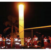 Australian Light Tower ideal for events and functions