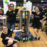 Treotham sponsors School Robotics Team