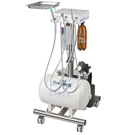 "Veterinary Products I GS Deluxe ""LED"" Dental Unit with Compressor"