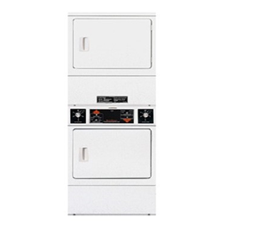 Manually Operated Stacked Electric Dryer - Speed Queen SSE807 9 kg