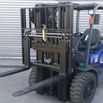 Fork Positioners | Forklift Attachments